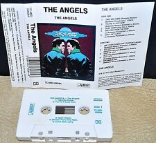 THE ANGELS     - THE ANGELS -                               Cassette Tape