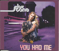 JOSS STONE You had me / DIRTY MAN LIVE CD single SEALED