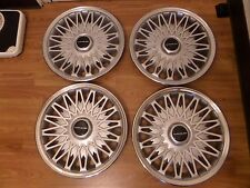 "NEW Set of 4 1993-95 Chrysler Concorde LHS New Yorker 15"" Hubcaps Wheel Covers"