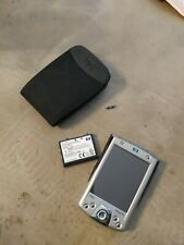 Hp Ipaq Pocket Pc 2003 Prem X09-50652 for parts or repair with Oem case cover