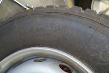 Michelin 9.5R17.5 XZY Tyres - Full/Single AS NEW