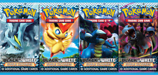 Black & White Noble Victories Pokemon Booster Pack TCG Rare Retro Card Pack Aus