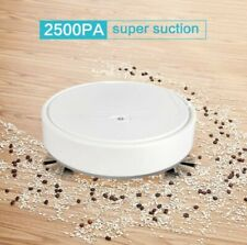 Robot Vacuum Cleaner Smart 2500Pa 3-In-1 Recharge Dry/Wet