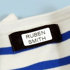 60 Personalised Stick On Name Labels Back to School