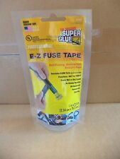 E Z Fuse Tape Car Radiator Hose Repair Amp Exhausts Waterproof Black Self Fusing