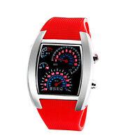 New Men's Luminous LED Digital Watch Digital Wrist Sport Watch Gifts Pop