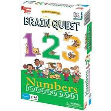 Brain Quest 1 2 3 Numbers Counting Game