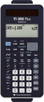 TEXAS INTRUMENTS CALCULATRICE SCIENTIFIQUE SCOLAIRE TI-30XPlus SOLAIRE NEUF