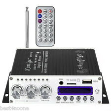 Kentiger V10 Bluetooth Hi-Fi Class-D Stereo Super Bass Audio Power Amplifier