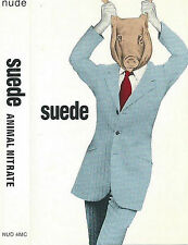 Suede  Animal Nitrate CASSETTE SINGLE 2 tracks