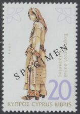 Specimen, Cyprus Sc850 Traditional Costume, Festive Female, Karpass