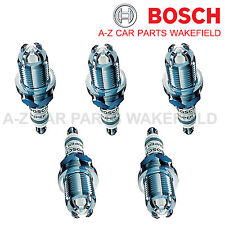 B183FR56 For Fiat Coupe 2.0 20V Turbo Bosch Super4 Spark Plugs X 5