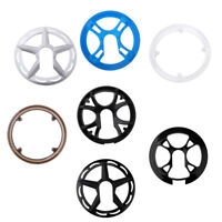 5/4-Hole Mounting Bike Chain Wheel Cover Cranksets Guard Sprockets Protector