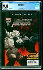 Avengers 36 CGC 9.8 NM/M Moon Knight Black Panther Iron Man Mephisto Hulk Marvel