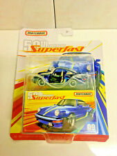 2019 MATCHBOX 50TH SUPERFAST 1980 PORSCHE 911 TURBO NIP