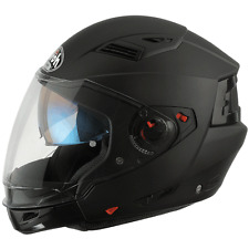 Casco da Moto Scooter con mentoniera staccabile Airoh Executive Nero opaco S