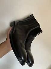 paul smith mens black boots Size 11(45)