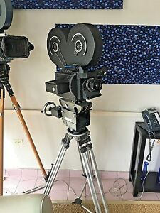 FRIES MITCHELL 65mm Motion Picture Camera System 5 & 8 perf Minty! L@@K! 70mm