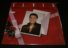 Elvis Memories Of Christmas Lp In Shrink CPL1-4395 1S/1S NM-/NM- Oop