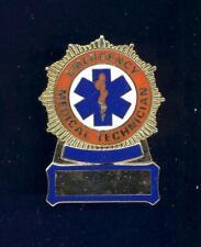 Emergency Medical Technician- full-size Identification badge