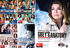 Grey's Anatomy SEASON 8, 9, 10, 11 & 12 : NEW DVD