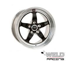 """Weld Racing 15x8"""" 5x4.5 +5.5 Fits 1984-2010 Mustang"""