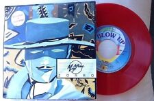"MY MINE / ZORRO - 7"" (printed in Germany 1984 - red vinyl)"