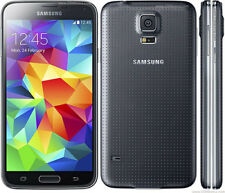 "Samsung Galaxy S5 G900F 5.1"" 3G 4G LTE Unlocked 16GB 16MP Smartphone - Black"