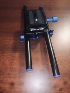 "Neewer 10"" Carbon Fiber Camera Track Slider Video Stabilizer Rail **FREE SHIP**"
