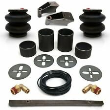 Universal Rear Air Bag Bracket Kit with Air Bags, Line, Fittings & Shock Mnts
