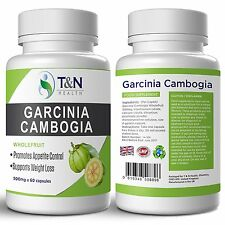 Garcinia Cambogia Fat Burning Pills - Lose Weight In A Month With The Best For
