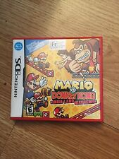 Mario vs. Donkey Kong: Mini-Land Mayhem Nintendo DS NDS Cib Nice Complete BDS1