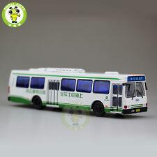 1/76 American US Flxible Bus China ShangHai Bus NO 81 Diecast Bus Car Model