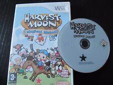 HARVEST MOON  MAGICAL MELODY NINTENDO Wii PAL ESPAÑA
