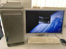 Pro Tools HD 8 System 3 Cards Mac G5 Dual 2 Ghz Proc 4g RAM 2 x 250g HD Mcintosh
