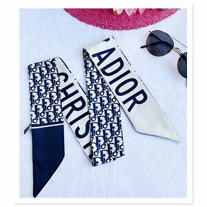 Haarband Schal Twilly Tuch Taschenband Taschenschal Dekor Schleife