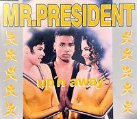 Mr.President Maxi CD Up'n Away - Germany (EX/VG+)
