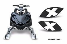 Headlight Eye Graphics Kit Decal Cover For Arctic Cat M Series Crossfire LTS OUT