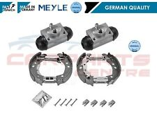 FOR MICRA K12 CLIO BRAKE SHOES BRAKE ADJUSTERS WHEEL CYLINDERS FITTING KIT