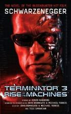 Terminator 3: Rise of the Machines, Hagberg, David, Good Condition, Book