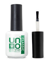 Top coat gel polish UNO Classic, 15 ml