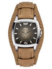 SO-3379-LQ - s.Oliver Damen-Armbanduhr mit Unterlegband