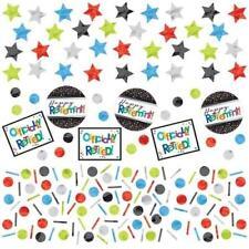 Custom Retirement Party Confetti