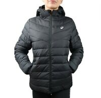 Asics Winterpolsterjacke für Damen 2032A334 Schwarz Jacke