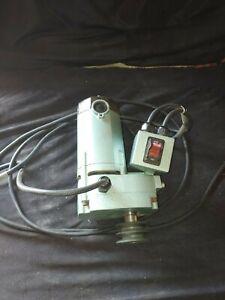 CB75F 2 HP Motor