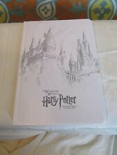 Wizarding World Of Harry Potter Ravenclaw Journal Hogwarts School Diary Book