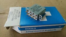 Single pole double throw relay in automotive ebay 1 ea allied control nos aircraft industrial electromagnetic relay pn wkjx 350 sciox Images