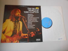 LP POP Eric Clapton-THE BLUES World of... (12) canzone Decca/UK WOL