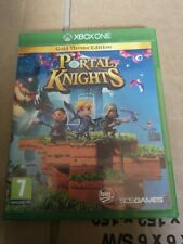 Portal Knights Gold Throne Edition Xbox One.