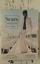 Sears Catalog Spring/Summer 1977 Vintage Ads Clothing Shoes Electronics 70s